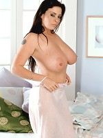 LinseysWorld.com - Sheer Magic - Linsey Dawn McKenzie